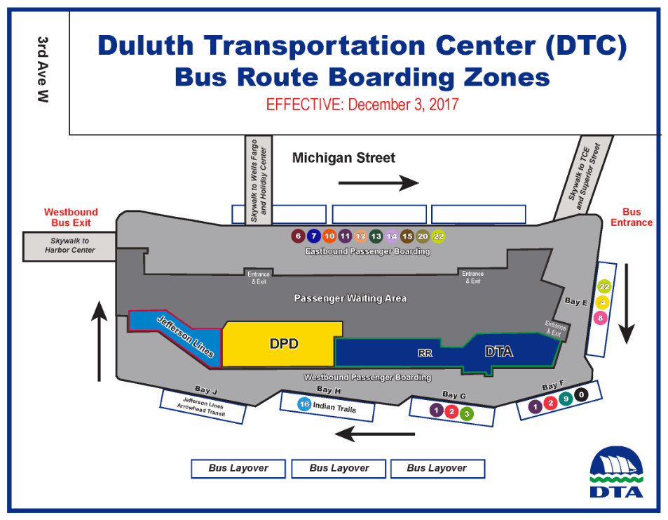Duluth Transportation Center - Duluth Transit Authority