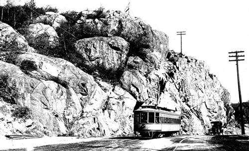 First Electric Streetcar