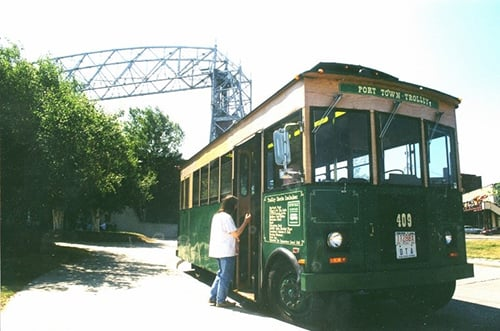 Discover Duluth on the Port Town Trolley