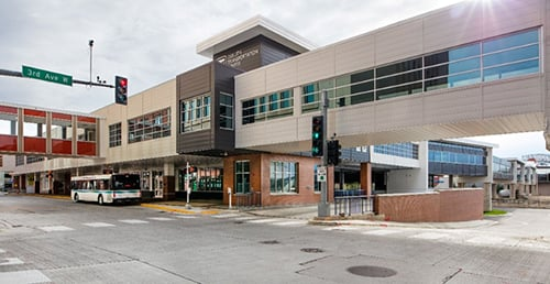 The Duluth Transportation Center (DTC)
